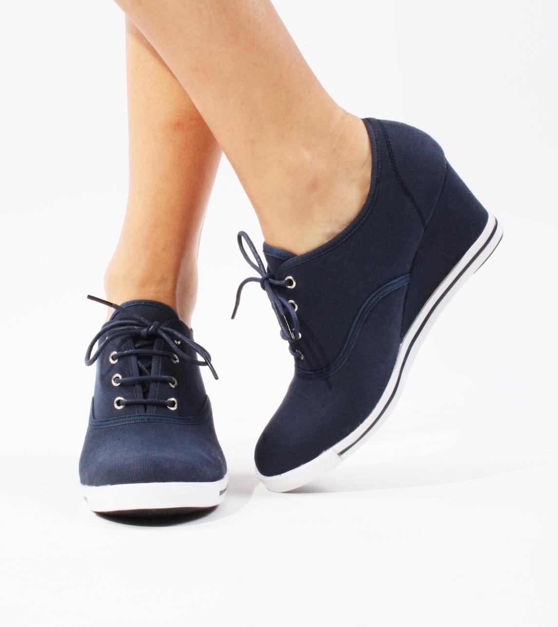 damen damenschuhe jumex wedges keilabsatz sneakers schuhe. Black Bedroom Furniture Sets. Home Design Ideas