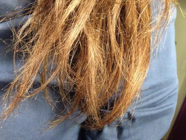 Haarbruch aus sieht wie 5 Tipps,