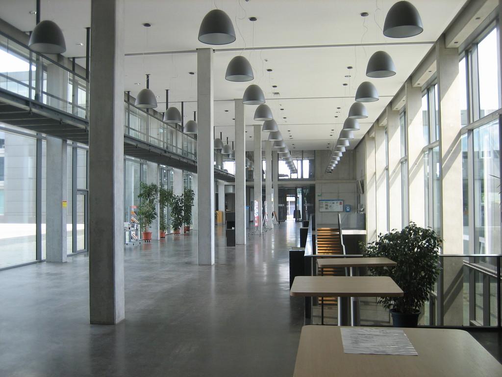 Mainz johannes gutenberg universit t und fachhochschule for Fachhochschule architektur