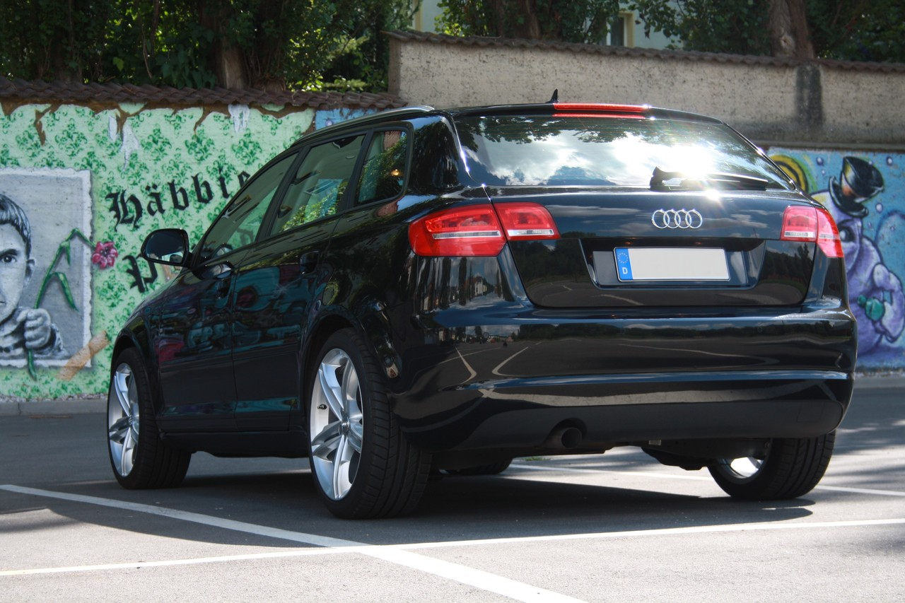 sportbeckers sportback audi a3 forum f r tuning. Black Bedroom Furniture Sets. Home Design Ideas
