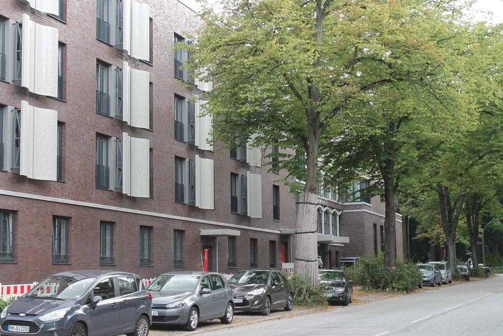 Bezirk Hamburg Nord Bauprojekte Stadtteilplanung Seite 3