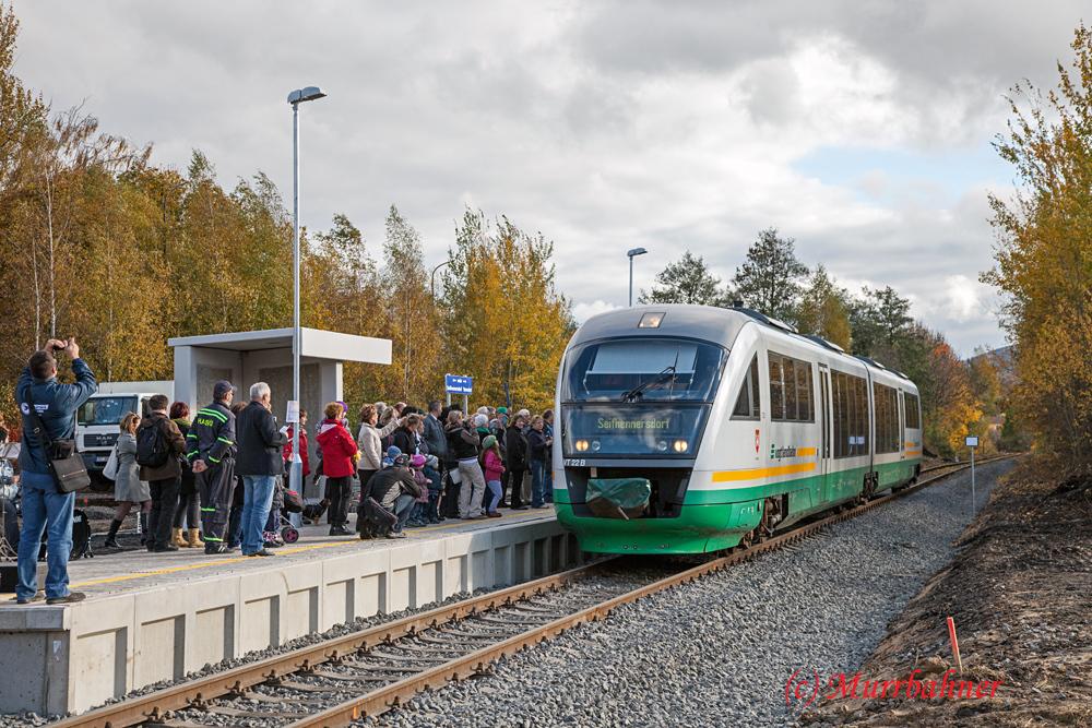 Regional trains from liberec to dresden gorlitz bautzen for Dresden to prague train