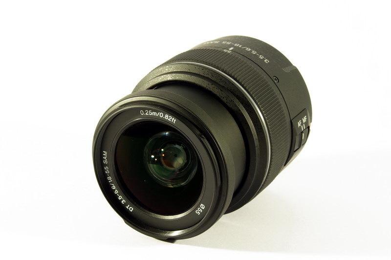 Sony-Objektiv-AF-DT-18-55-SAM-Sony-A-Bajonett-13MP0312B