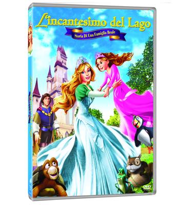 L'Incantesimo Del Lago 5 - Storia Di Una Famiglia Reale (2013).Dvd5 Copia 1:1 - ITA Multi