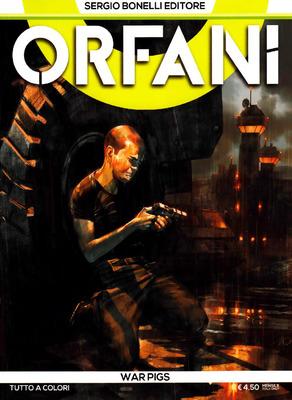 Orfani - Volume 8 - War Pigs (2014)