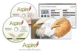 download Vectric Aspire 3D v9.012 &amp Clipart ML