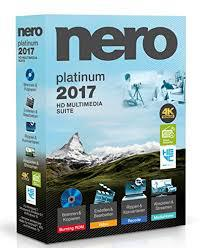 Nero 2017 Platinum 18.0.08500 + Content Pack Multilanguage inkl.German