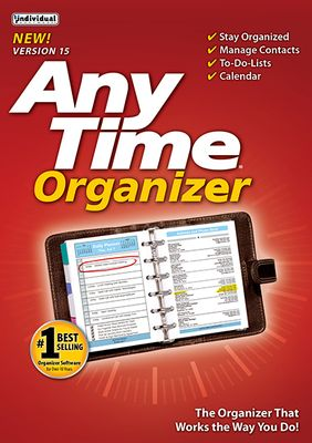Individual Software AnyTime Organizer Deluxe v15.1.3.1
