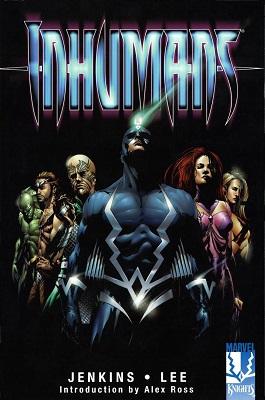 Inhumans - Stagione 1 (2017) (Completa) DLMux ITA ENG AC3 Avi