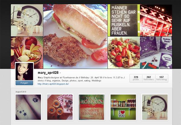 "zeigt mir euer wohnzimmer:Instagram-Rückblick ""August"" ~ April28.de"