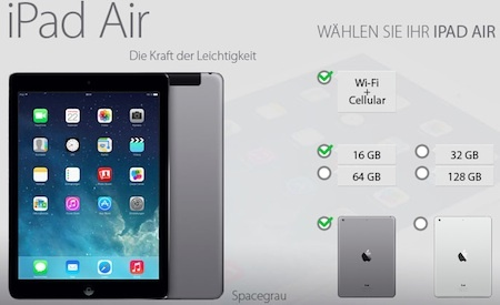Preisboerse24 - Ipad Air