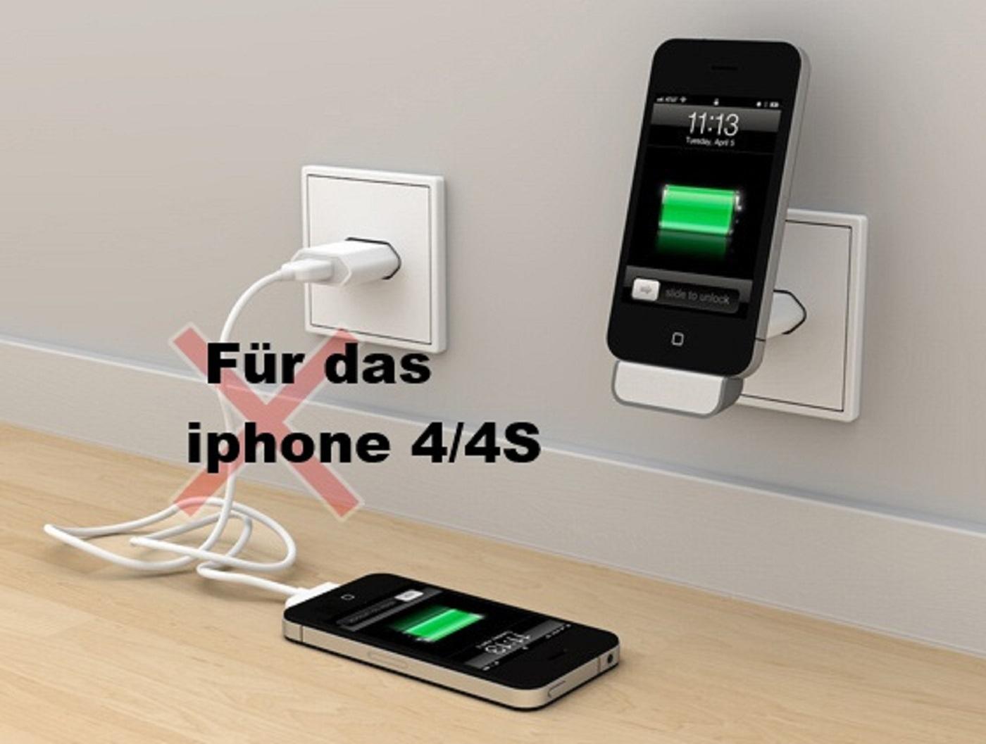 dockingstation 3 3g ladeger t ladestation ladekabel iphone ipod idock walldock kaufen bei. Black Bedroom Furniture Sets. Home Design Ideas