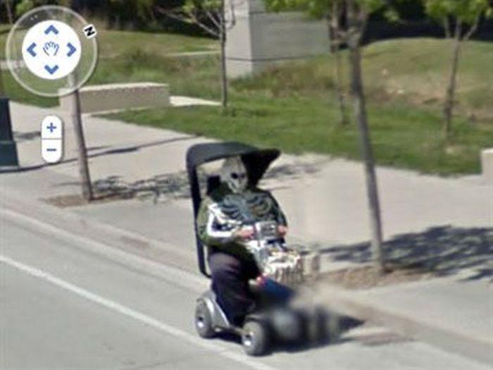 Najdziwniejsze zdjęcia z Google Street View #4 15