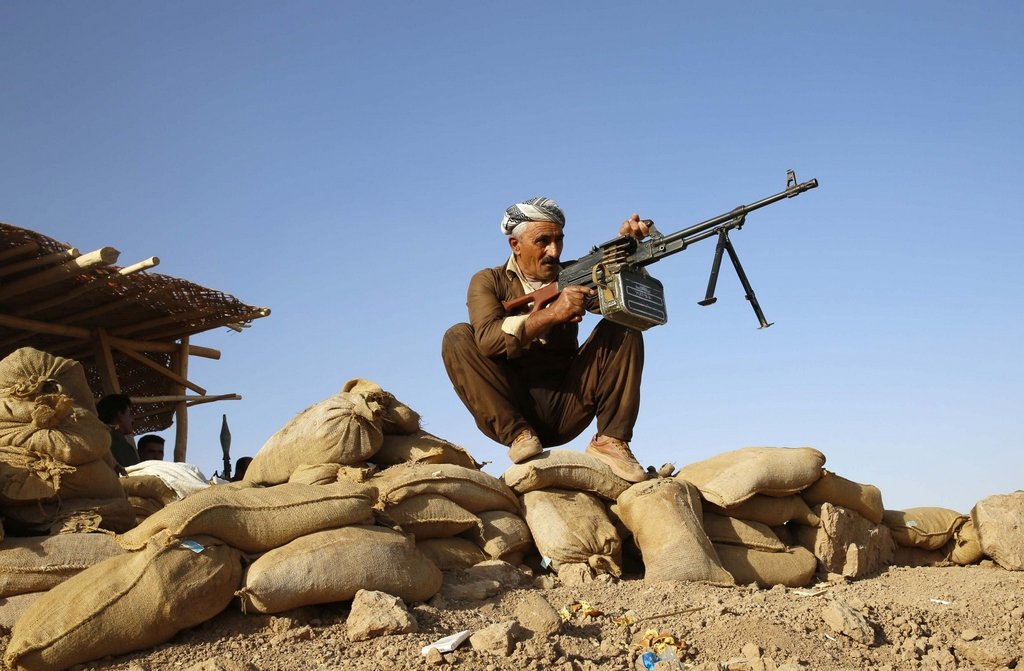 Kurdes, force armée irakienne, milices... Iraq226vjycx