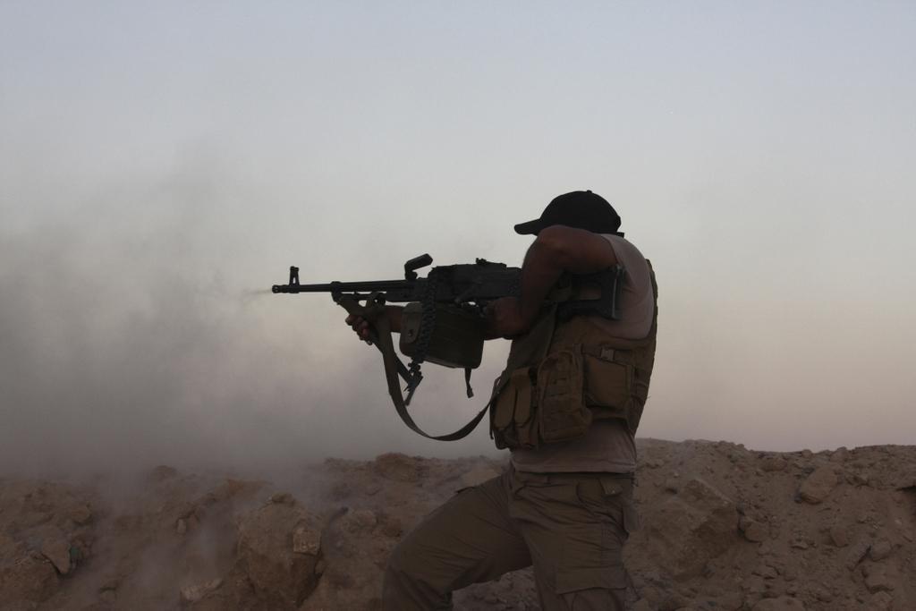 Kurdes, force armée irakienne, milices... Iraq2275cyvr