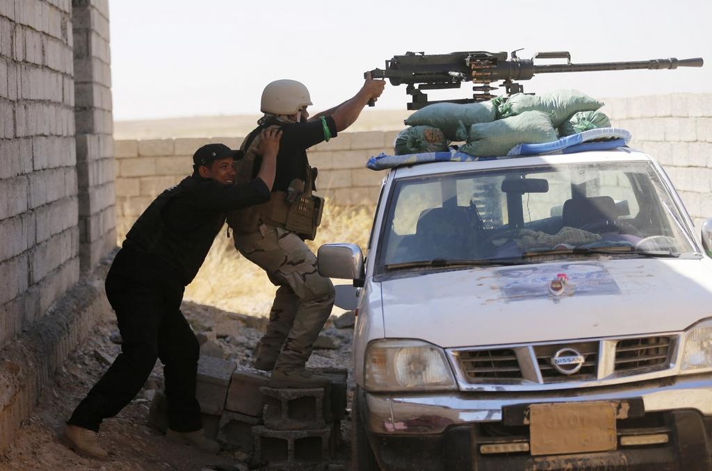 Kurdes, force armée irakienne, milices... Iraq234kexj2
