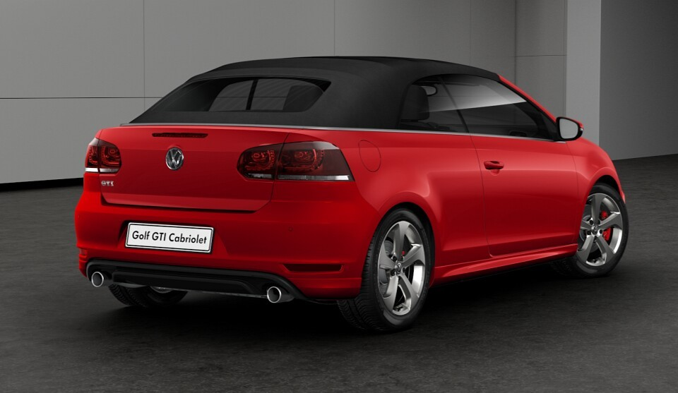 facelift golf gti cabrio golf vi gti community forum. Black Bedroom Furniture Sets. Home Design Ideas