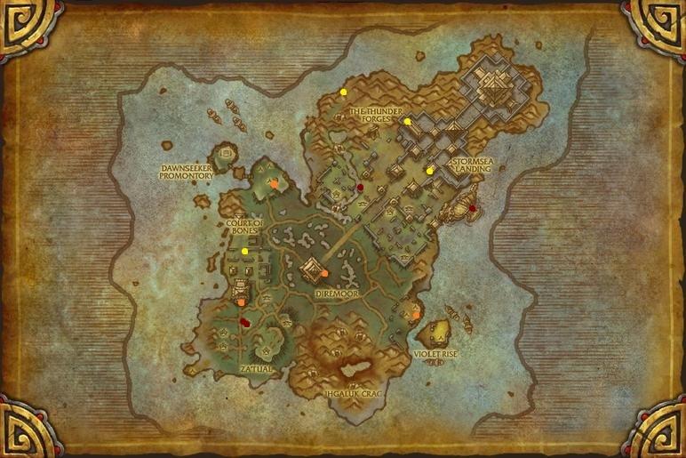 [Achievement] Pandaria The Lorewalkers Lore Objects & Shrines