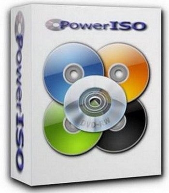 : PowerISO 6.7 Multilingual inkl.German - 32/64 Bit