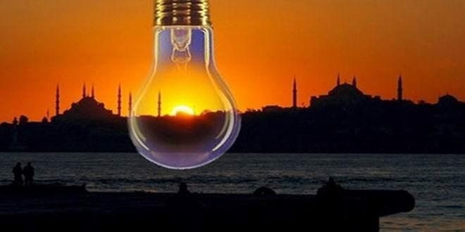 �stanbul'da 11 Ekim'de elektrik kesintisi Olacak