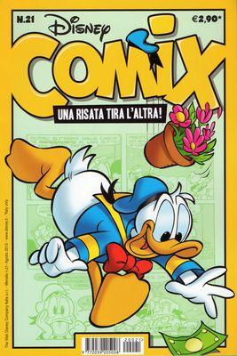 Disney COMIX 21 (2012)