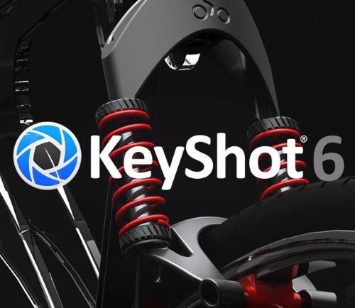 Luxion KeyShot Pro v6.3.23