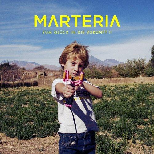 Marteria - Zum Gl¬ck in die Zukunft 2 (Amazon 3CD Version) (2014)