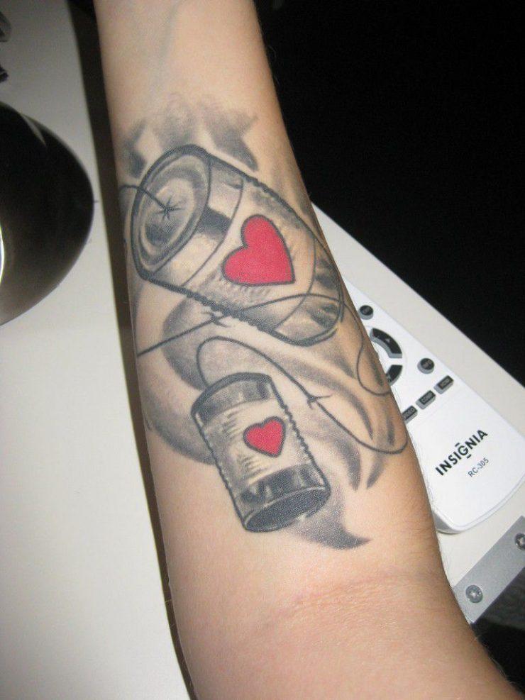 Oryginalne tatuaże #2 8