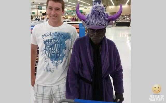 Najdziwniejsi klienci z WalMart #7 31
