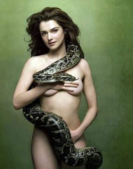 Laski z wężami 5
