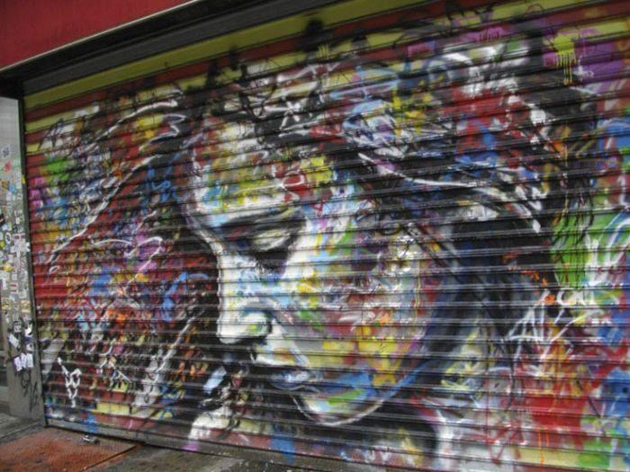 Najlepsze prace street artowców 23