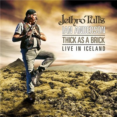 Jethro Tull's - Thick As A Brick Live In Iceland [2CD] (2014) .mp3 - 320kbps