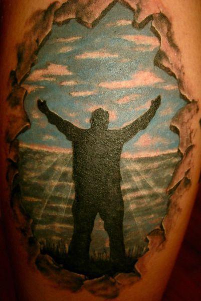Oryginalne tatuaże 34