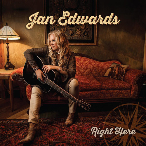 Jan Edwards - Right Here (2014)