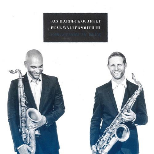 Jan Harbeck Quartet - Variations in Blue (2014)