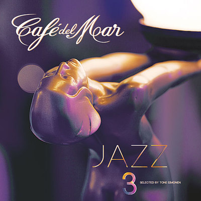 Cafe´ Del Mar - Jazz 3 (2015).Mp3 - 320Kbps