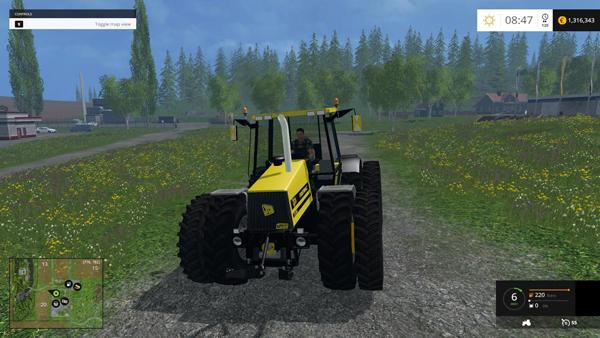 JCB Fastrac 2150 v1.0