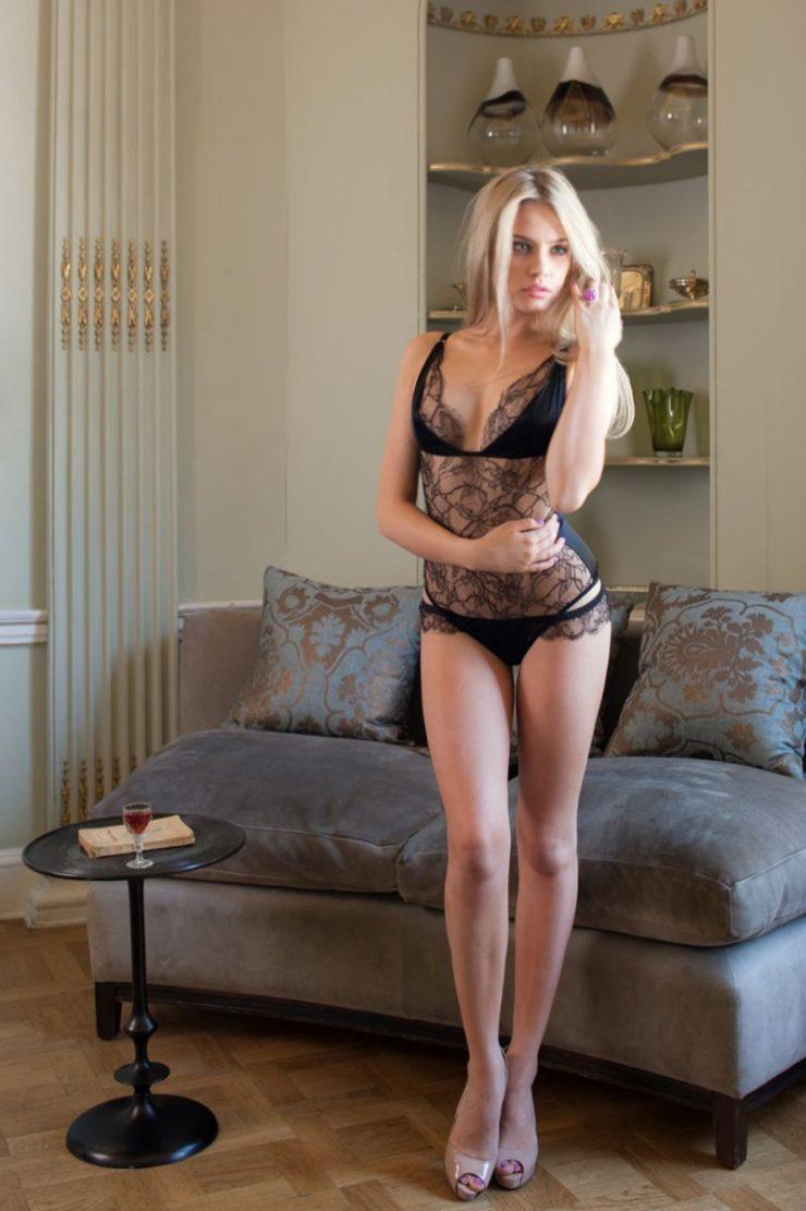 Dziewczyna dnia: Xenia Tchoumitcheva 36