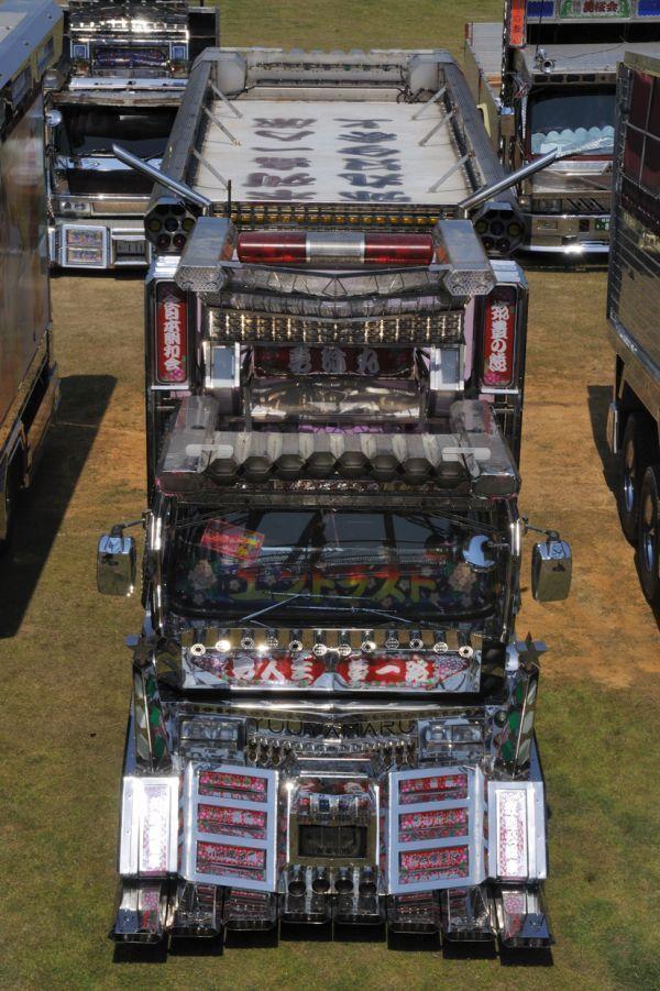 Japońskie ciężarówki 5
