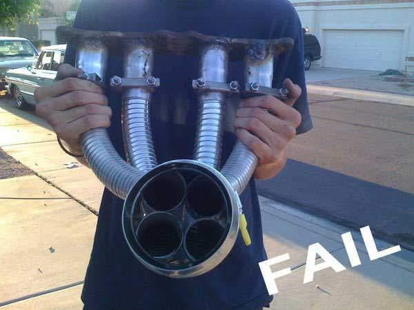 Samochodowy FAIL 21