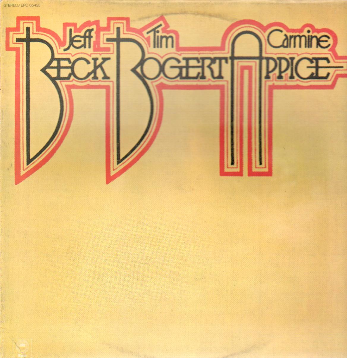 Jeff Beck - Beck Bogert & Appice (1973)