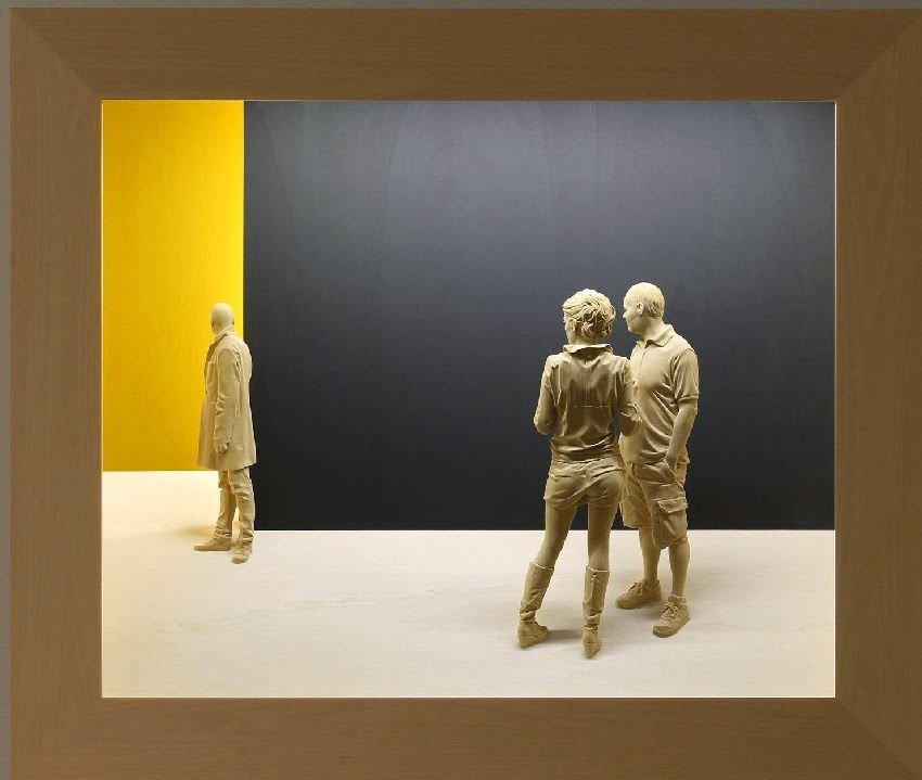 Niezwykłe rzeźby 7