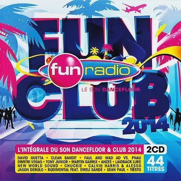 VA - Fun Radio: Fun Club 2014 [2CD] (2014) .mp3 - 320kbps