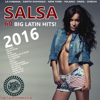 Salsa 2016 (60 Big Latin Hits - Salsa Romantica) (2016) .mp3 - 320kbps