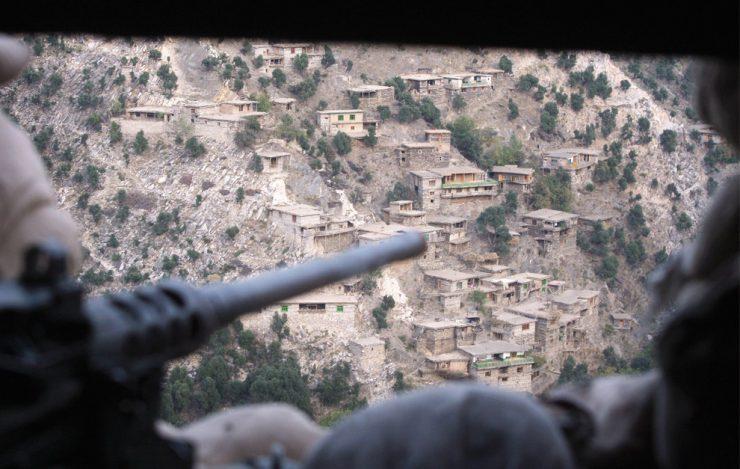 Zdjęcia z wojny w Afganistanie 23