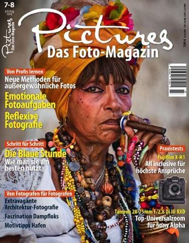 Pictures Das Foto-Magazin Juli-August No 07,08 2018