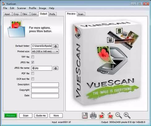 VueScan Pro v9.6.12 inkl. Portable Multilingual