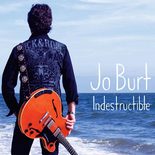 Jo Burt - Indestructible (2014)