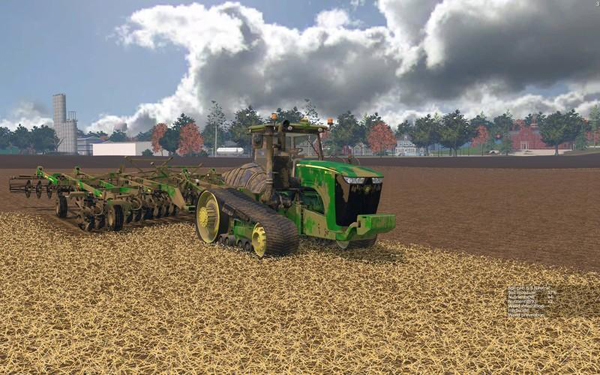 John Deere 2720 v2.0 Flexable