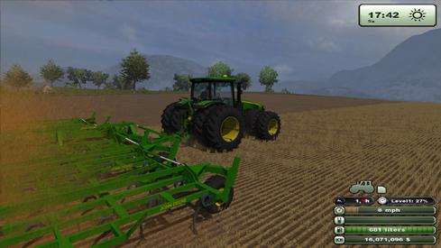 John Deere 40 ft Cultivator v 2.0
